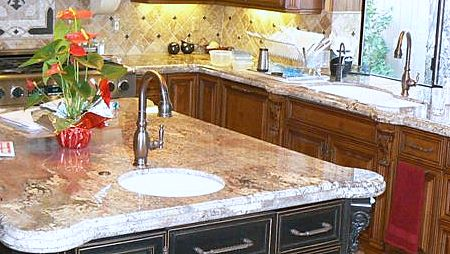 Cleaner Safer Countertop